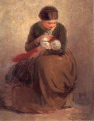 Philipp Rumpf: Stillende Mutter